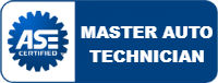 ASE Certified Master Technician and ASE Advanced Engine Specialist L1